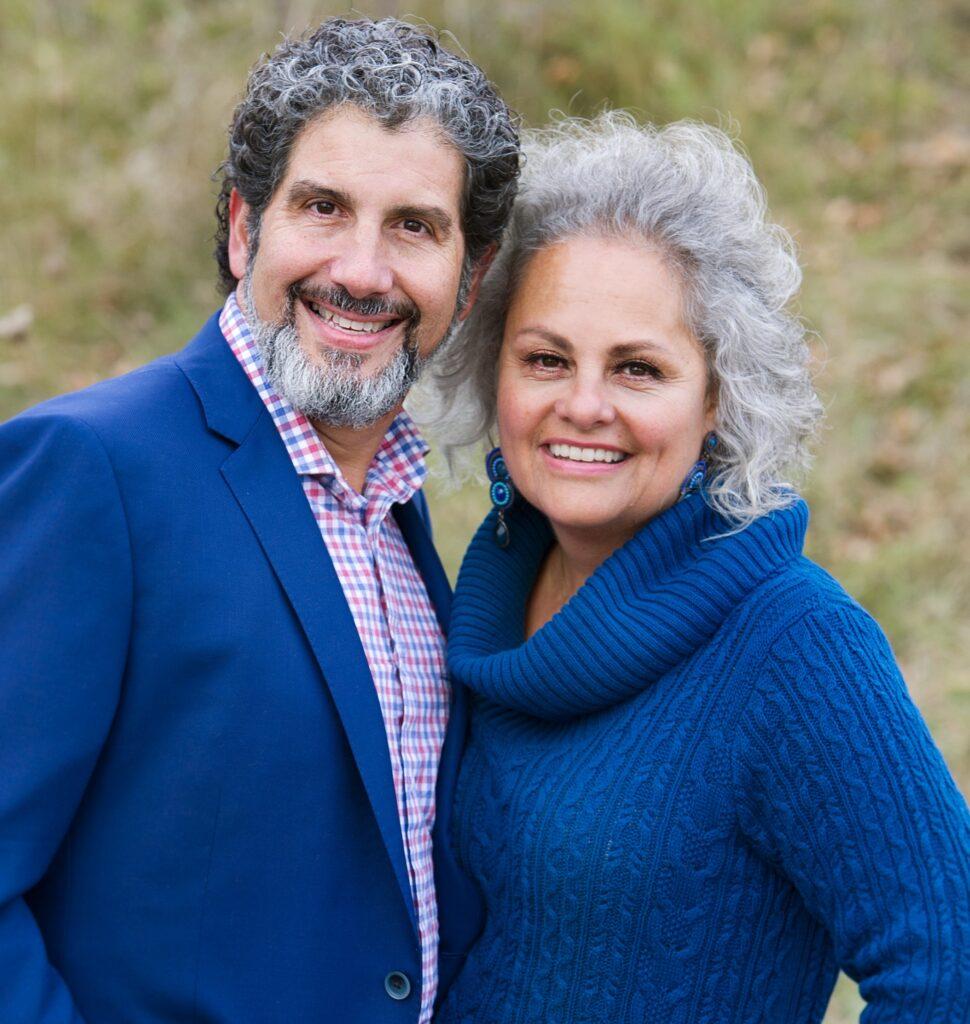 Oto and Liz Perez